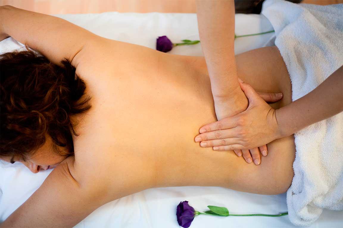 estres masaje